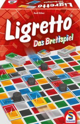 Ligretto®  Das Brettspiel