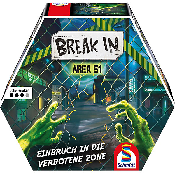Break In – Area 51