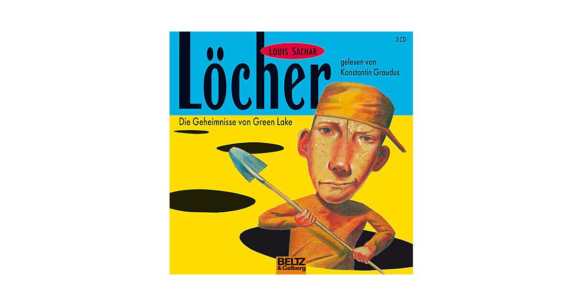 Löcher, 3 Audio-CDs