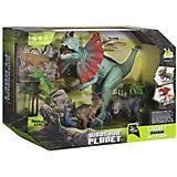 Набор динозавров Dinosaur Planet