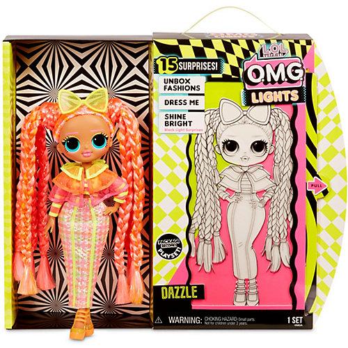 Кукла LOL OMG серия Неон Dazzle от MGA