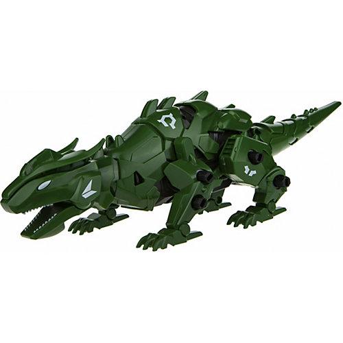 """Сборная модель 1Toy RoboLife """"Робо-ящер"""", 46 деталей от 1Toy"""