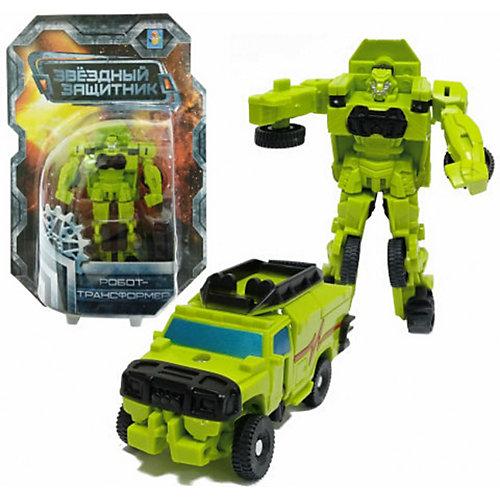 Робот-трансформер 1Toy «Звёздный защитник», 9 см от 1Toy