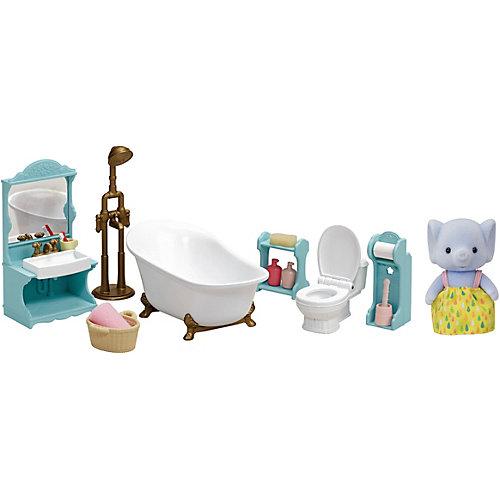 Игровой набор Sylvanian Families Ванная комната от Эпоха Чудес