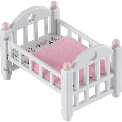 Игровой набор Sylvanian Families Детская кроватка от Эпоха Чудес