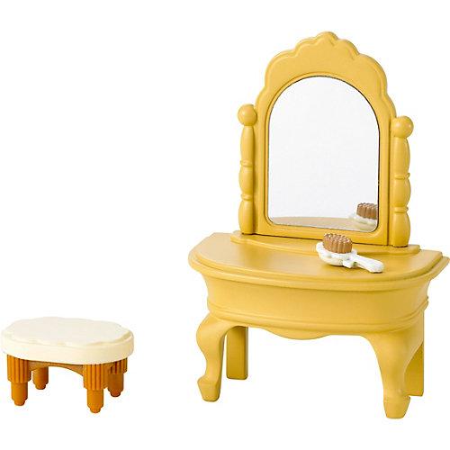 Игровой набор Sylvanian Families Туалетный столик с зеркалом от Эпоха Чудес