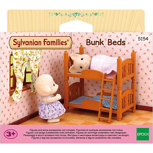 Игровой набор Sylvanian Families Двухэтажная кроватка от Эпоха Чудес