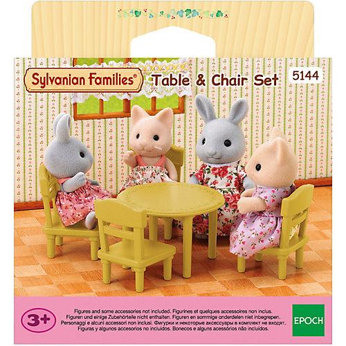 Игровой набор Sylvanian Families Обеденный стол от Эпоха Чудес