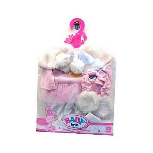 Комплект зимней одежды для кукол Junfa от Junfa Toys