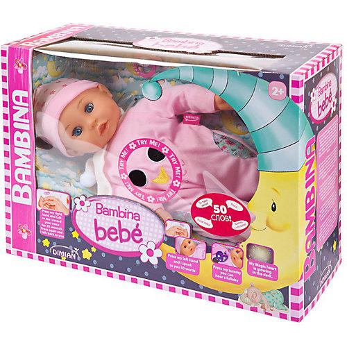 Кукла-пупс Dimian Bambina Bebe, 42 см от Dimian