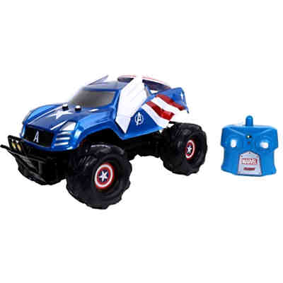 Marvel RC Captain America Attack 1:14