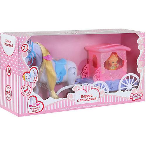 Карета с куклой Amore Bello от Amore Bello