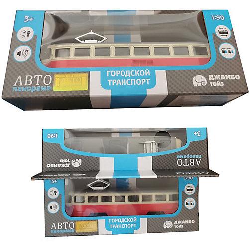 Трамвай Автопанорама, 1:90 от Автопанорама