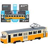 Трамвай Автопанорама, 1:90