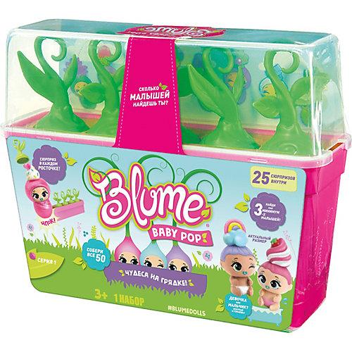 Набор из росточков-сюрпризов 1Тoy Blume Baby Pop, серия 1 от 1Toy