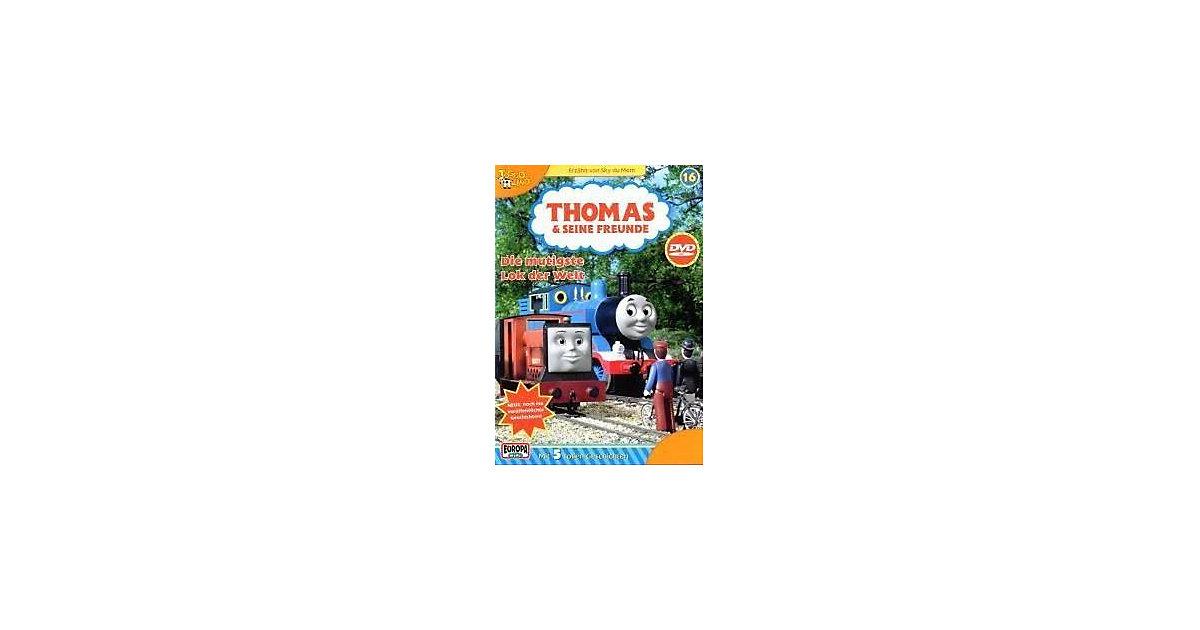 DVD Thomas und seine Freunde 16 - Die mutigste ...