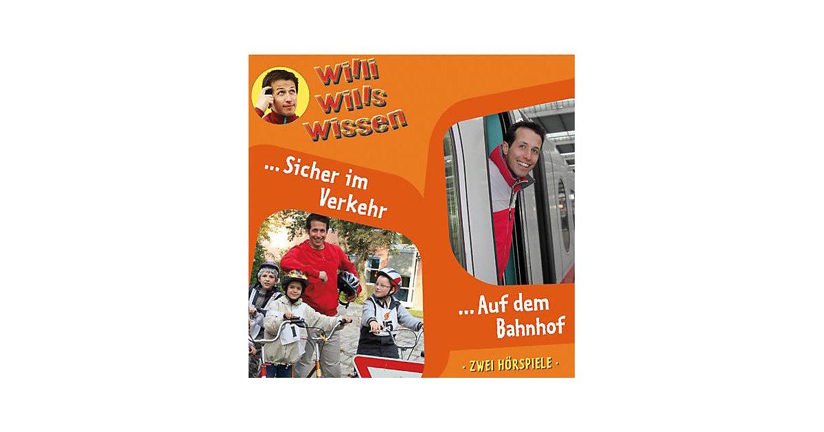 CD Willi wills wissen 03: Sicher im Verkehr/ Au...