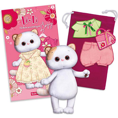 Магнитная игрушка Budi Basa Кошечка Ли-ли от Budi Basa