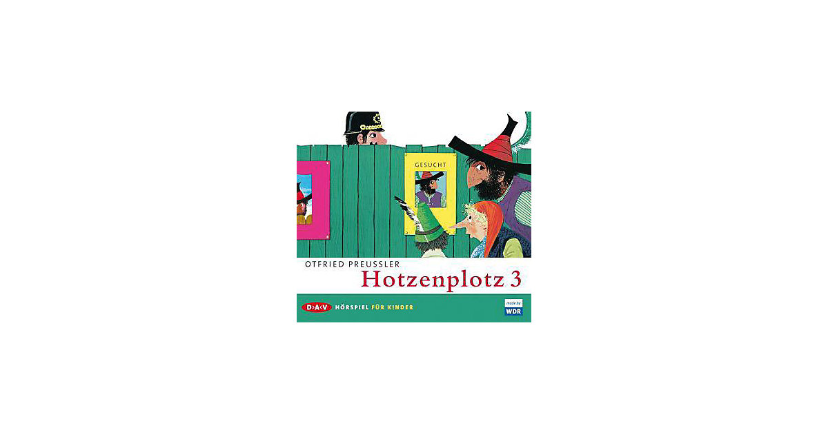 Hotzenplotz, 2 Audio-CDs