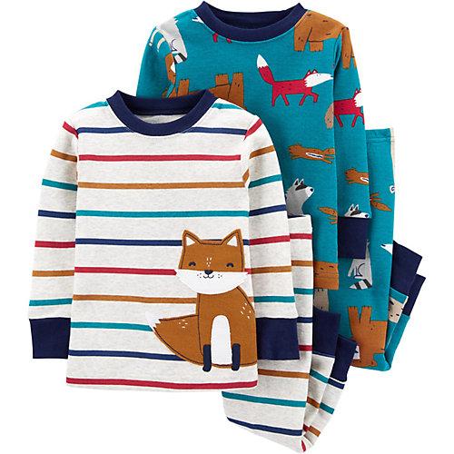 Пижама carter`s, 2 шт - mehrfarbig от carter`s