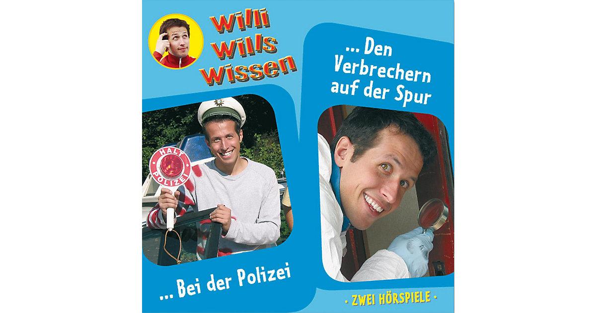 CD Willi wills wissen 06: Bei der Polizei/ Den ...