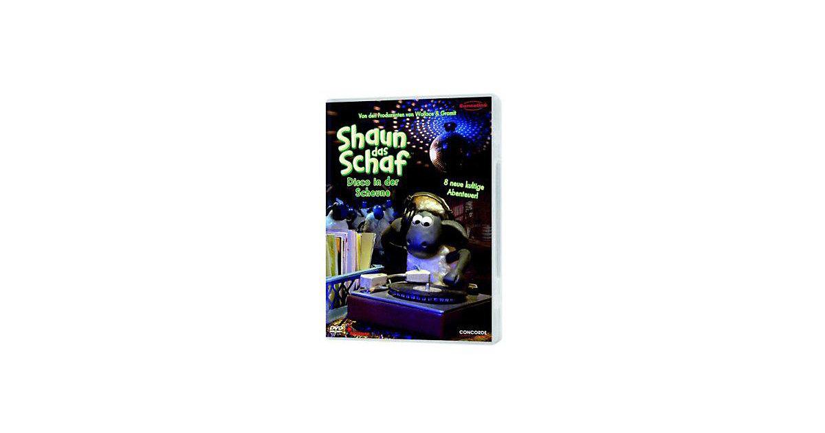 DVD Shaun das Schaf 03: Disco in der Scheune (8 Abenteuer) Hörbuch