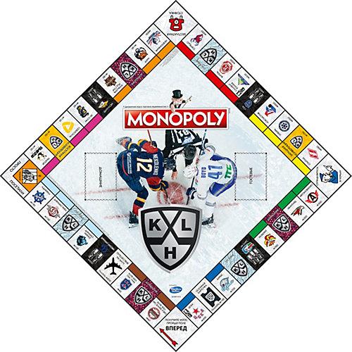 Настольная игра Hasbro Монополия КХЛ от Hasbro