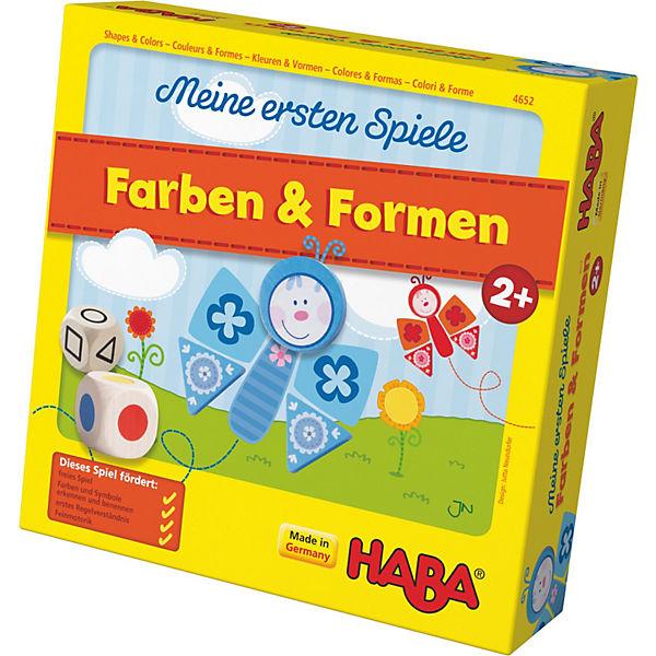 Spiel Farben Und Formen