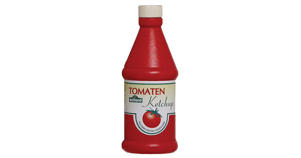 Foto 3 Spiellebensmittel Ketchup-Flasche