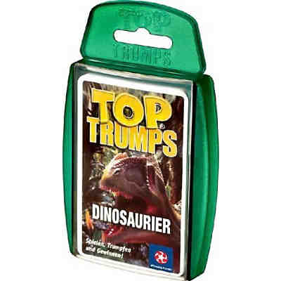 Top Trumps Dinosaurier