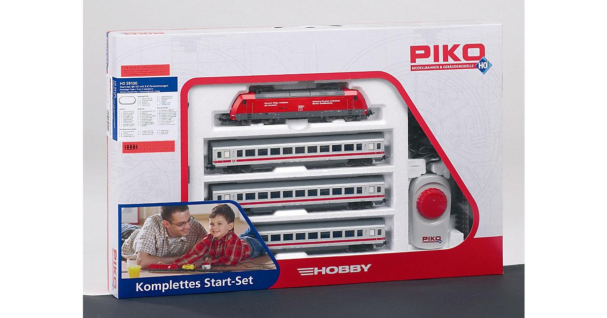PIKO Spur H0 Start-Set Personenzug BR 101