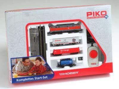 PIKO Spur H0 Start-Set Güterzug DB Cargo
