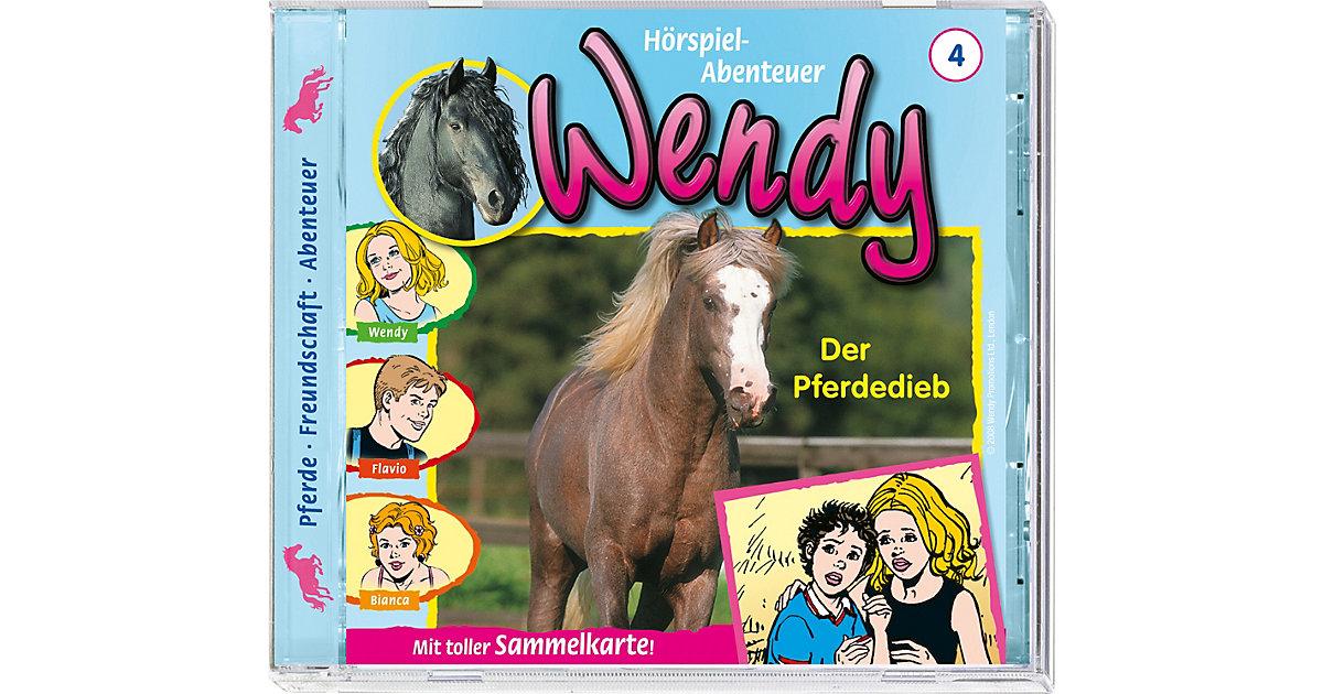 CD Wendy 04: Der Pferdedieb