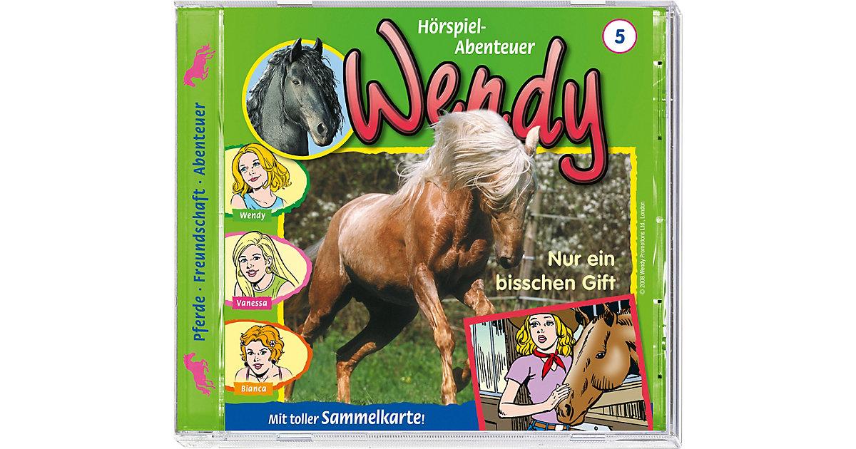 CD Wendy 05: Nur ein bisschen Gift