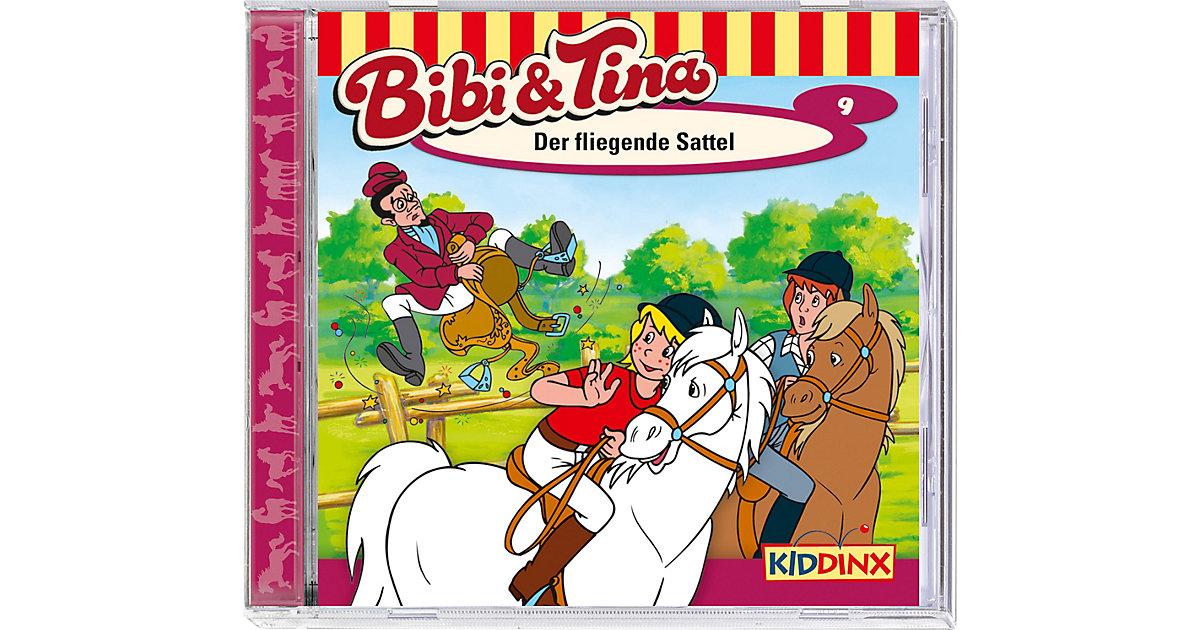 CD Bibi & Tina 09: Der fliegende Sattel
