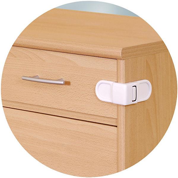 schrank und schubladensicherung reer mytoys. Black Bedroom Furniture Sets. Home Design Ideas