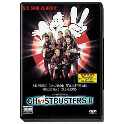DVD Ghostbusters 2