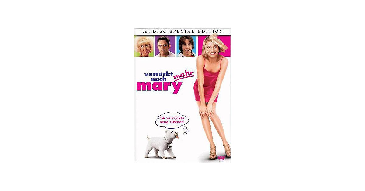 DVD Verrückt nach ´´mehr´´ Mary