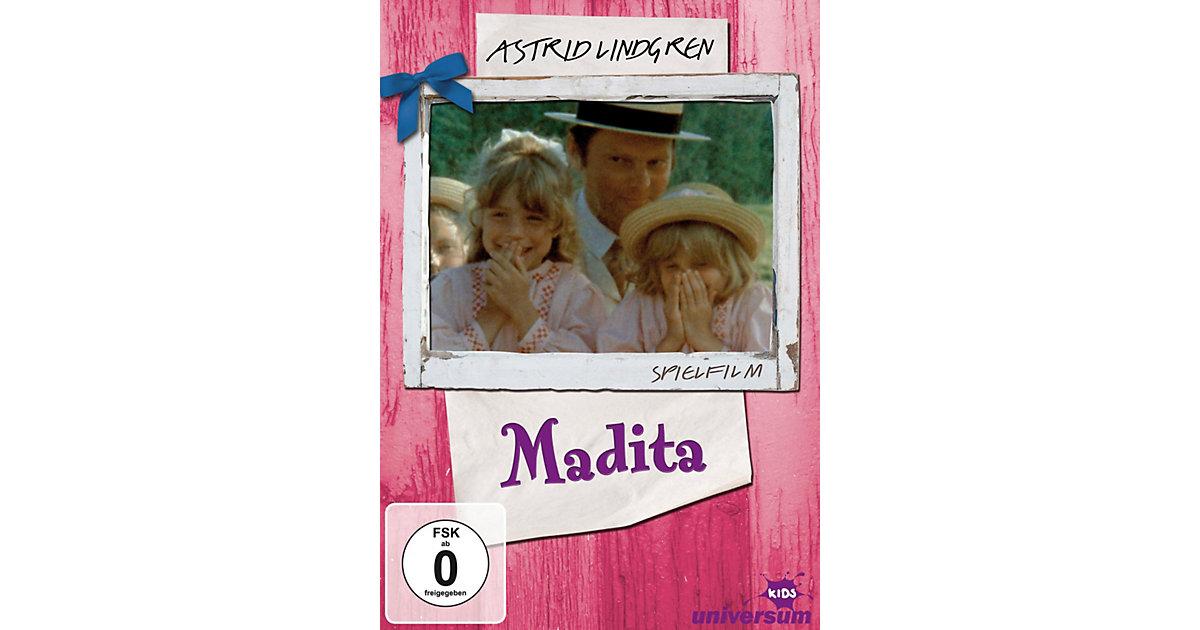 DVD A. Lindgren: Madita