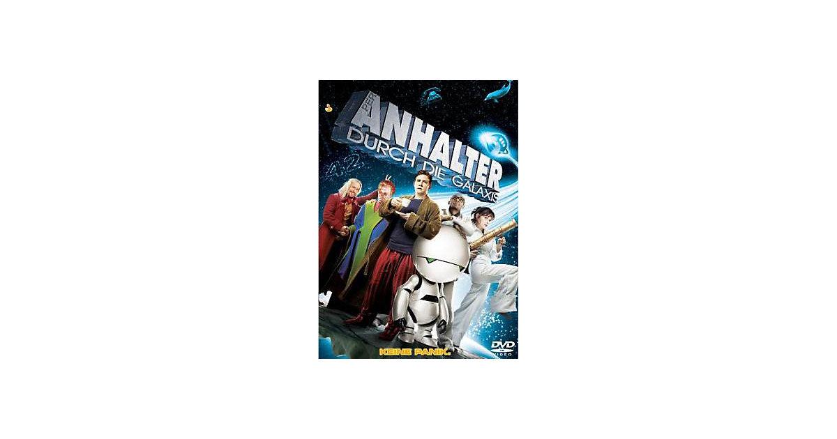 DVD Per Anhalter durch die Galaxis (Kinofilm)