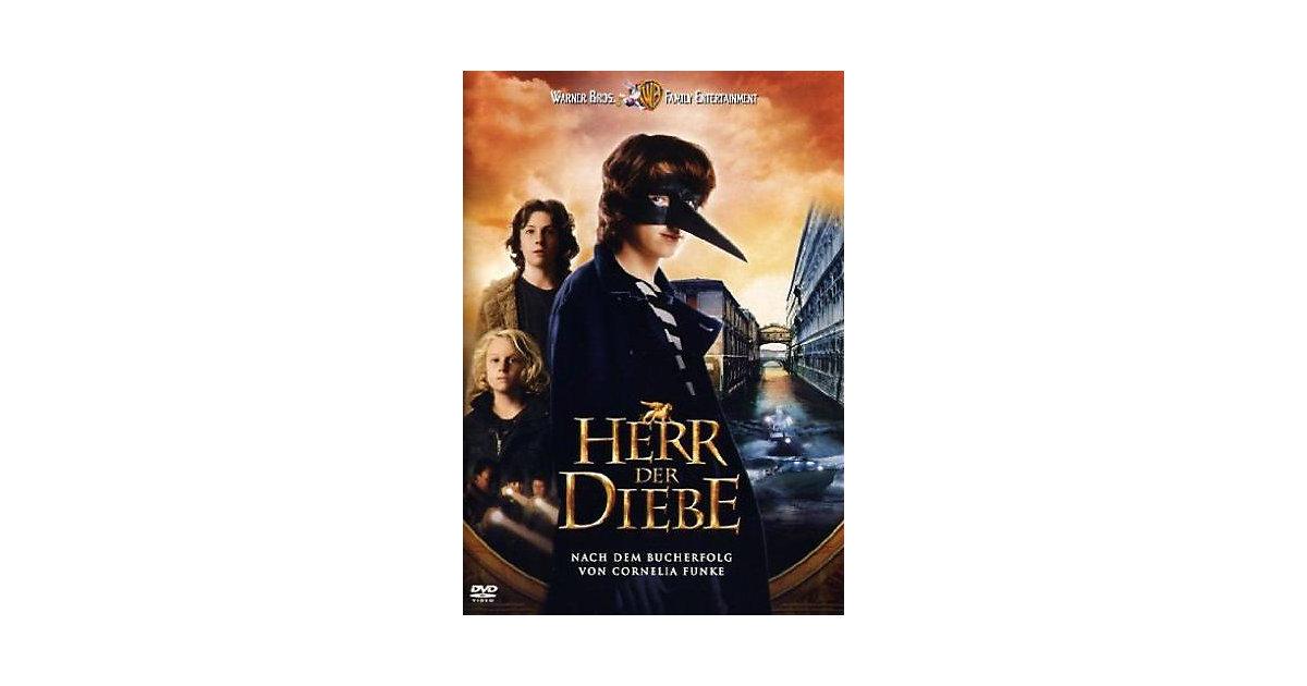 DVD Cornelia Funkes - Herr der Diebe Hörbuch