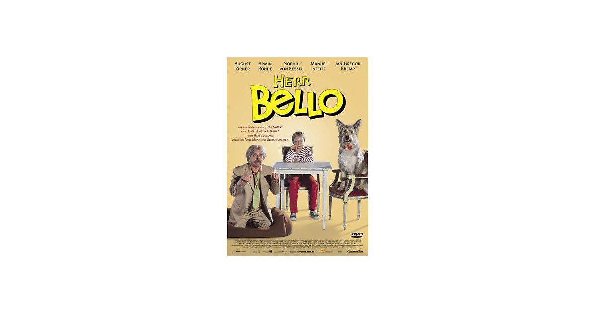 DVD Herr Bello Hörbuch