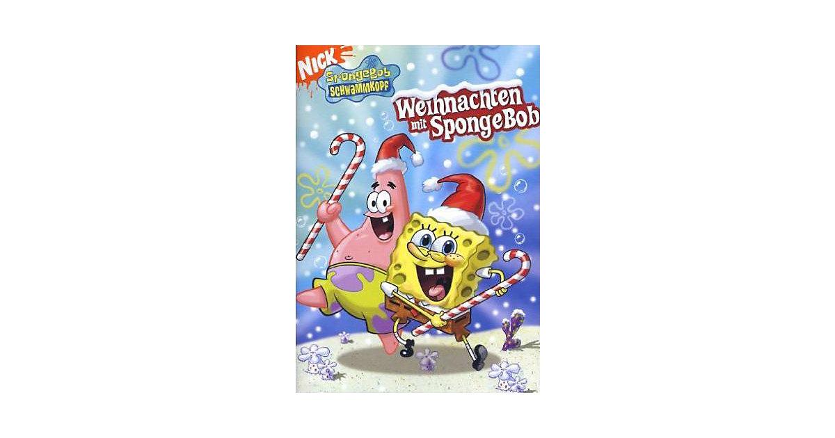 DVD SpongeBob Schwammkopf: Weihnachten mit Spon...