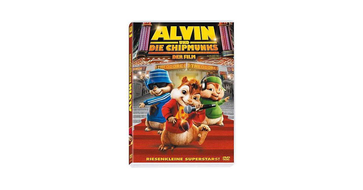 DVD Alvin und die Chipmunks - Der Film