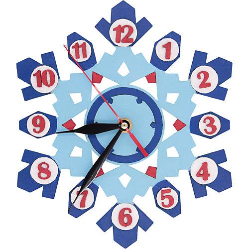 """Набор для декорирования Santa Lucia """"Часы Снежинка"""" от Santa Lucia"""
