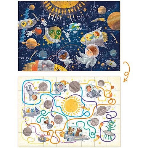 """Настольная игра Mon  """"Космическое приключение"""" от Mon"""