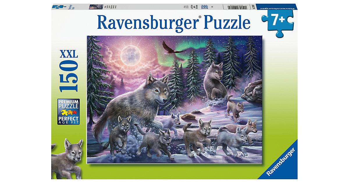 XXL-Puzzle Nordwölfe, 150 Teile