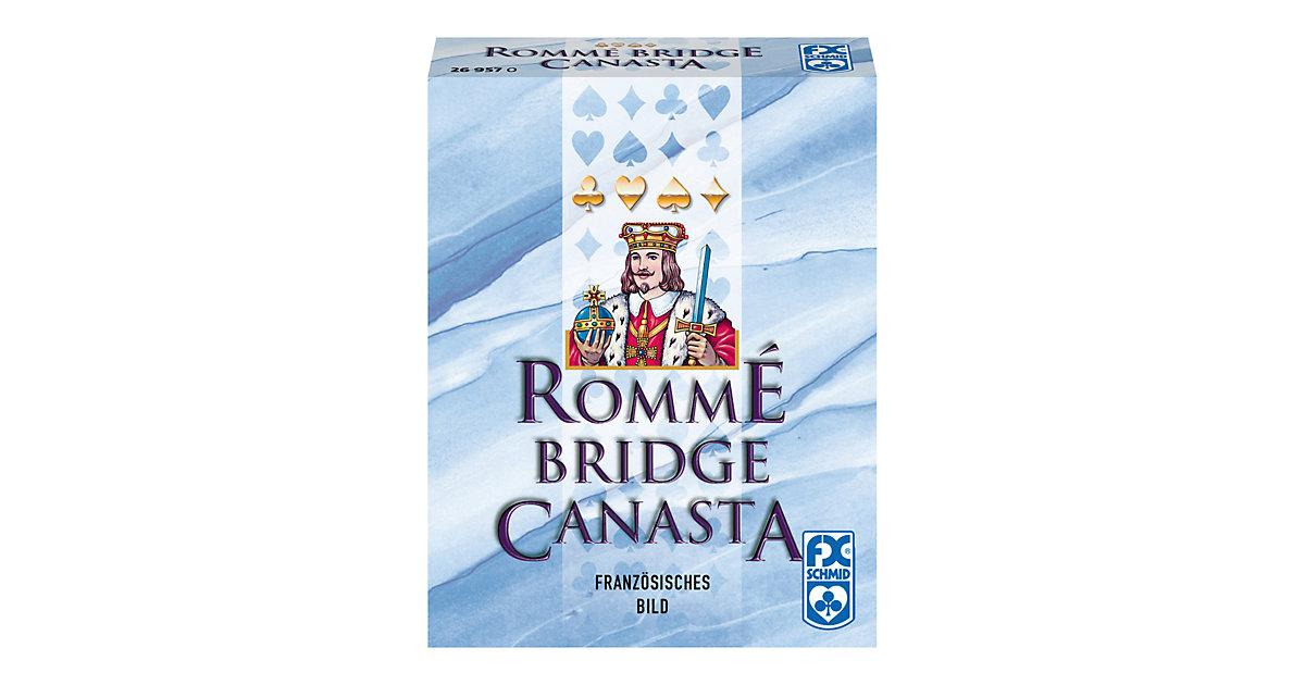Rommé Bridge Canasta