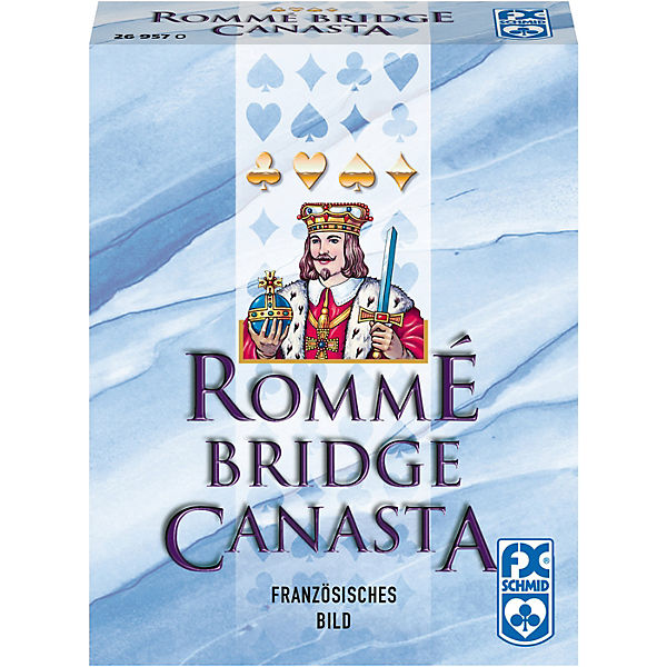 Rommé Bridge Canasta