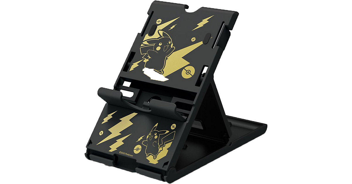 Nintendo Switch PlayStand (Pikachu Black & Gold Edition)